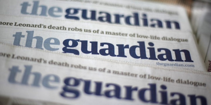 george harliono guardian article