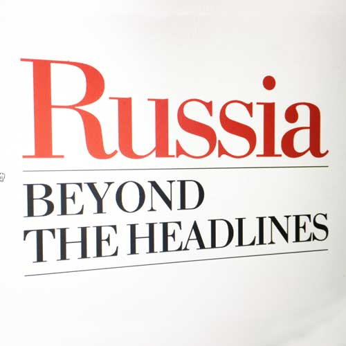 george harliono russia beyond the headlines